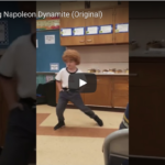 Napolean Dynamite Kid Viral Video