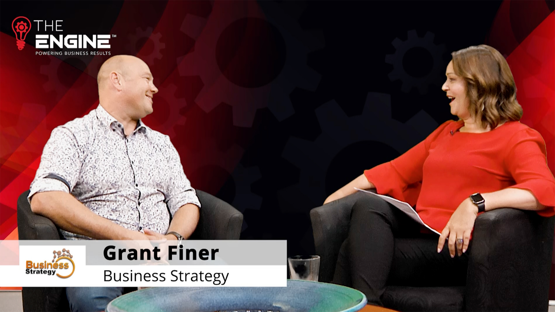 The Engine Business Show Episode 4